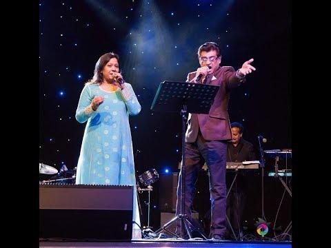 Amit Kumar & Shailaja Subramanian | Live In Sydney | Keh Do Ke Tum Ho Meri Warna