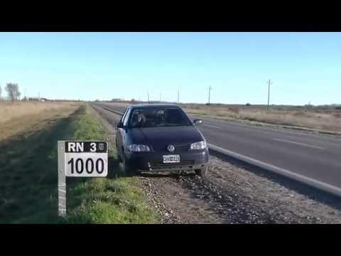 Ruta 3 - Viaje al Sur - Viaje de Buenos Aires a Puerto Madryn -