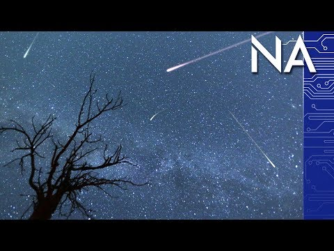 Watch the Meteor Shower TONIGHT and Tomorrow!