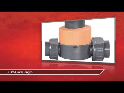 Epdm 1 in diaphragm valve georg fischer product review video youtube epdm 1 in diaphragm valve georg fischer product review video ccuart Choice Image