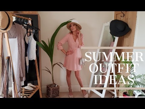 SUMMER OUTFIT IDEAS 2019 9