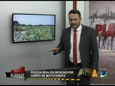 Plantão Alagoas (22/03/2018) - Parte 1