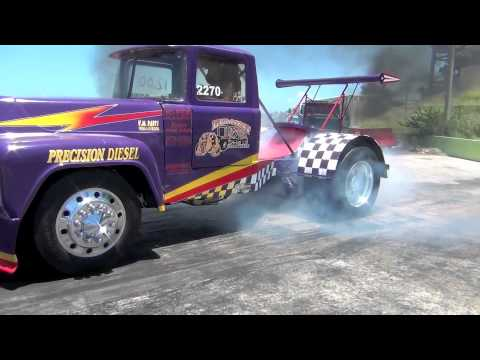 DRAG TRUCK RACING DUMONT TRANSPORT SU ULTIMO PASE.