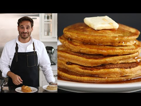 Making the Best Pumpkin Pancakes- Kitchen Conundrums with Thomas Joseph