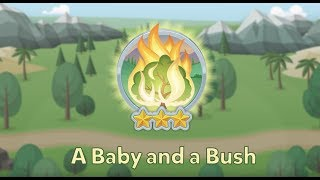 A Baby and a Bush | BIBLE ADVENTURE | LifeKids