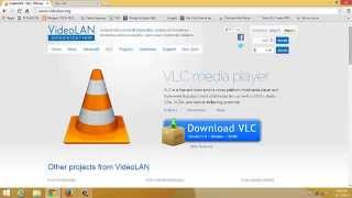 How To Install VLC Media Player For Windows 8