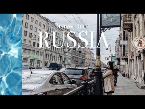 TRIP TO RUSSIA || Travel with Cindy