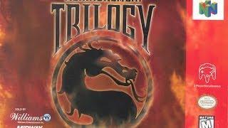 Mortal Kombat Trilogy (Nintendo 64)