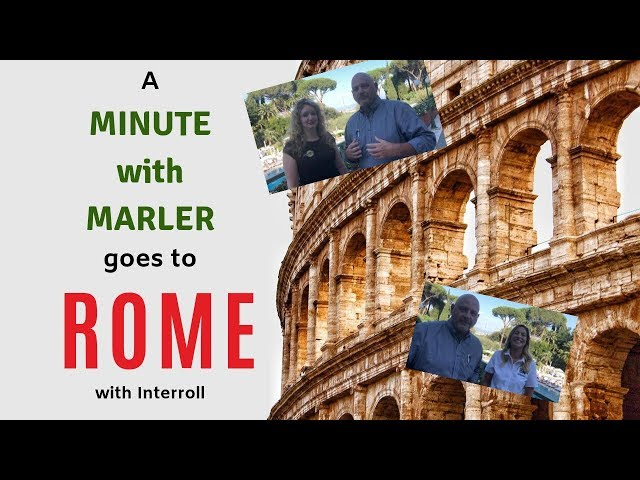 Epsiode 22: LightSpeed goes to Rome with Interroll