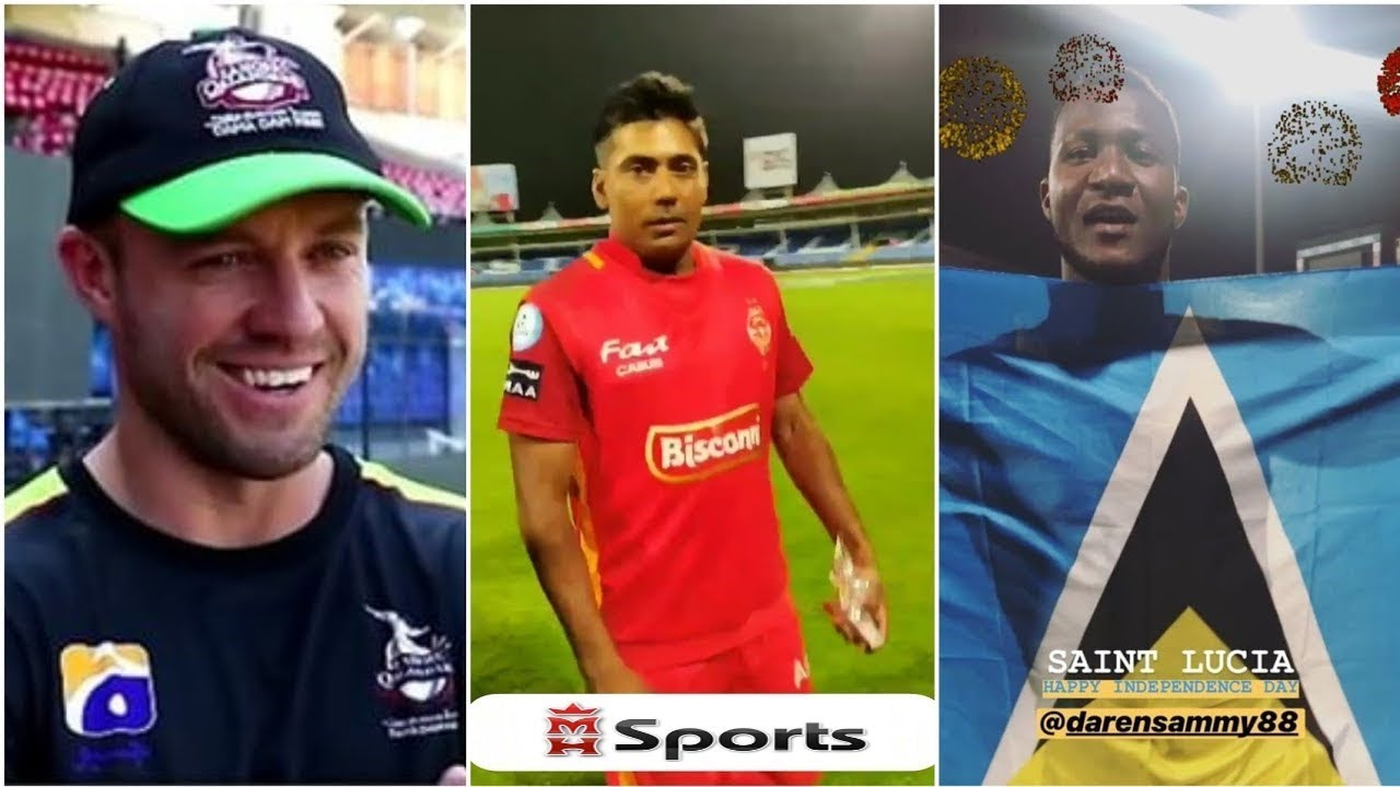 Funny and emotional Lahore Qalandars vs Multan Sultans behind the scenes PSL 4 2019