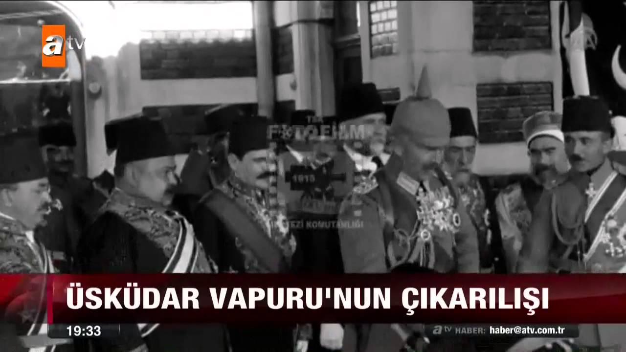 Atatürk'ün yeni görüntü ve ses kaydı -  atv Ana Haber