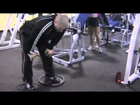 men's upper body workout with weight plate  youtube