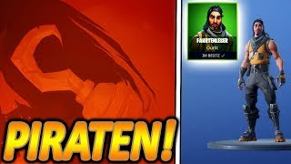 99% PIRATES DANS LA SAISON 8! ☠️🔥 ' ' ' ' ' ' ' RARE TRACK READER SKIN BACK! Fortnite Bataille Royale