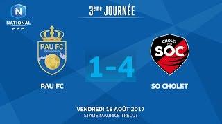 Pau vs Cholet full match