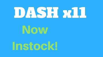 DASH x11 Cloud Mining Contracts Now Back Instock at Genesis Mining