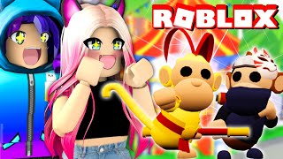 We Got Every Monkey In The NEW Roblox Adopt Me Update! Trying To Make A Snow Monkey King!