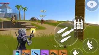 Rocket Royale I KILLED MUTANT AND SAVED MY LIFE 1HP CLUTCH - Android Gameplay #415 screenshot 3