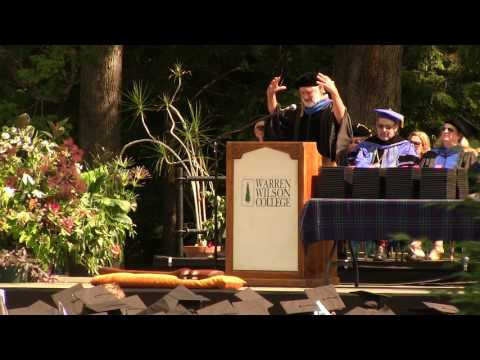 Bill Pullman's Full Speech at Warren Wilson College