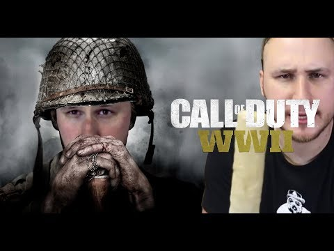 Call Of Duty WW2 But Crazy Russian Hacker Makes The Sound Effects #2