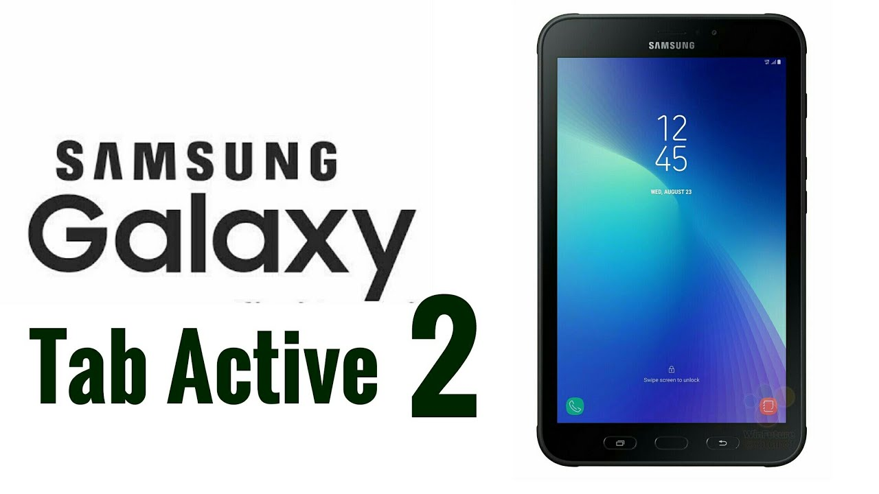 samsung galaxy tab active 2 official specifications display camera final youtube. Black Bedroom Furniture Sets. Home Design Ideas