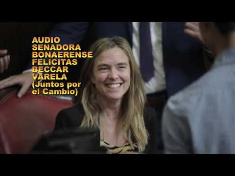 Las insólitas declaraciones de Felicitas Beccar Varela sobre presos