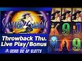 Scatter Magic Slot Machine - TBT Live Play and Bonus Features