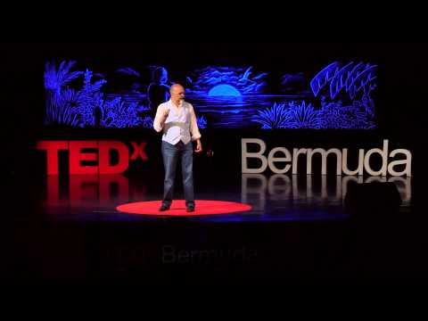 Saving cyberspace | Jason Healey | TEDxBermuda