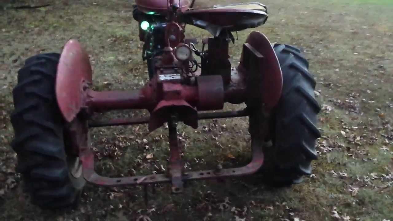 for sale - 1941 farmall bn - youtube farmall b pto diagram farmall b tractor wiring