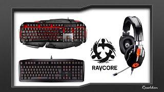 Ravcore - Nowy producent sprzętu dla graczy (pierwsze produkty do testów u mnie)
