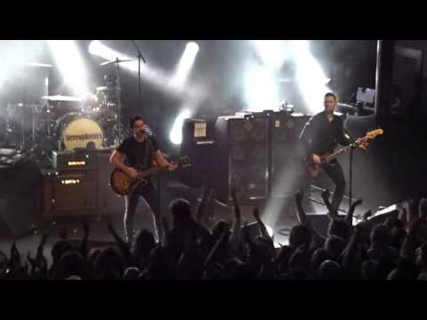 stereophonics@rock city, local boy in the photograph 27/11/15