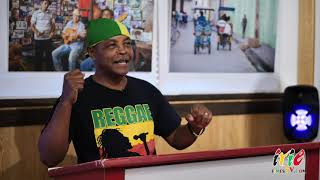 The eVolution of Dub Poetry - A Reggae Month Feature
