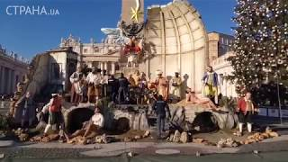 Украинские секстремистки Femen провели акцию в Рождество в Риме    Страна.ua