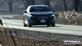 Test Drive: 2012 Chevrolet Volt