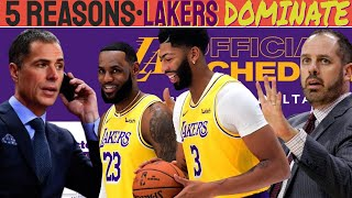 5 biggest reasons for Lakers DOMINANT start to 2019