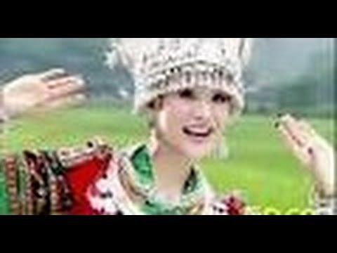 文欣 / 苗家姑娘过山来 Wen Xin - Hmoob Ntxhais Saum Toj Siab Los (MV) H
