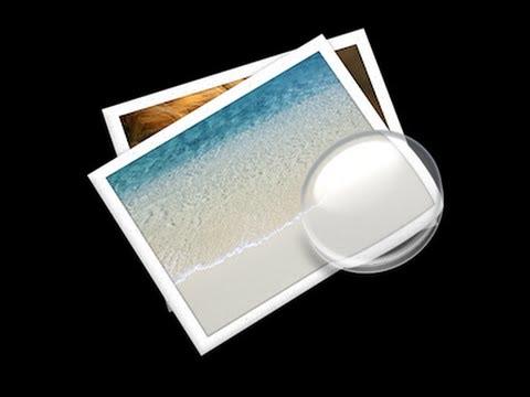 Скрытые обои в OS X Mavericks. Как Найти?