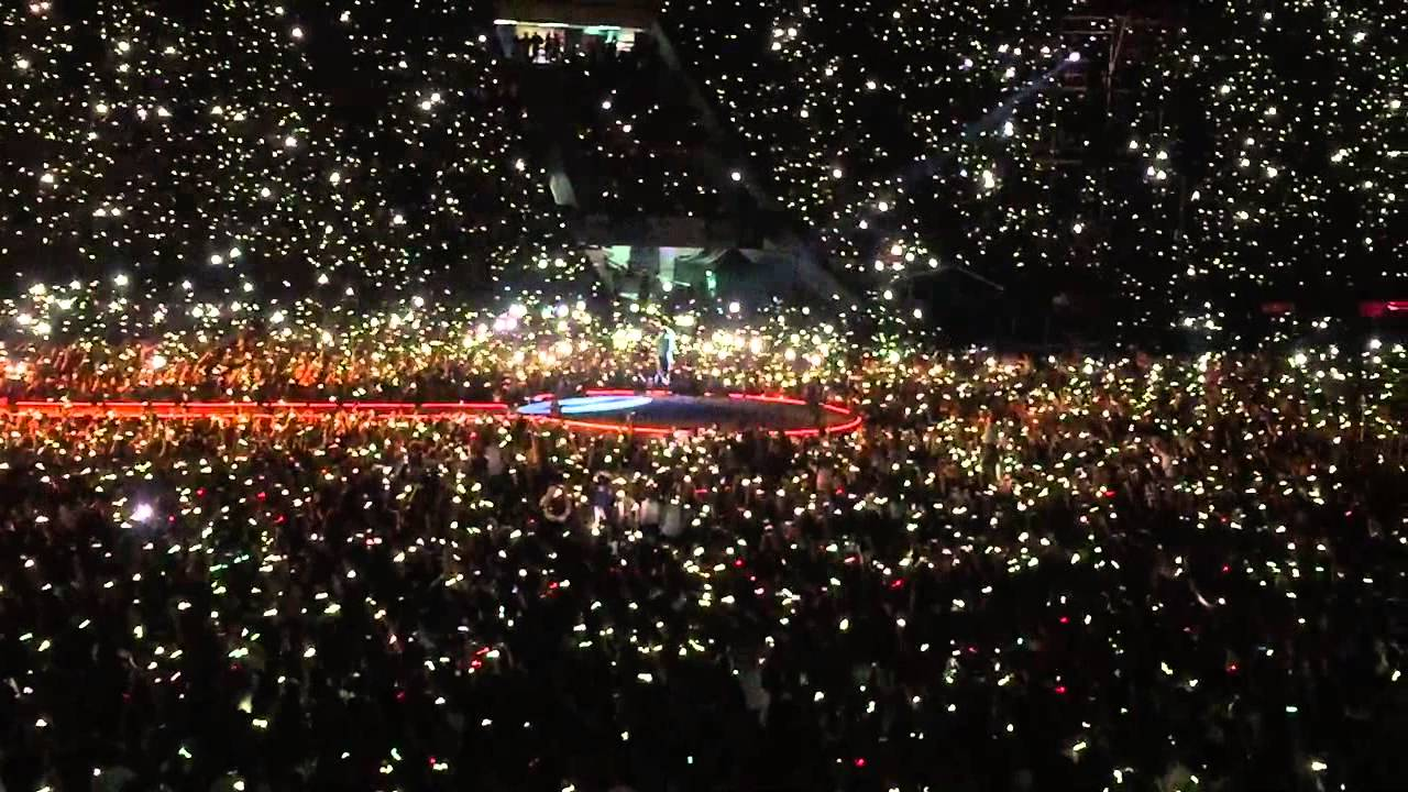Coldplay Live 2016