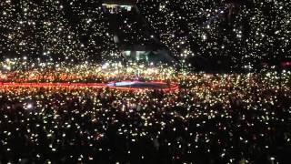 Coldplay Buenos Aires live 2016 (Fix you)