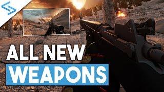 New Apocalypse Weapons! | Battlefield 1 Apocalypse DLC