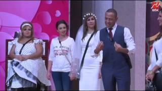 """من """"مسرح مصر"""" . . نصيحة أشرف عبدالباقي للمتزوجين"""