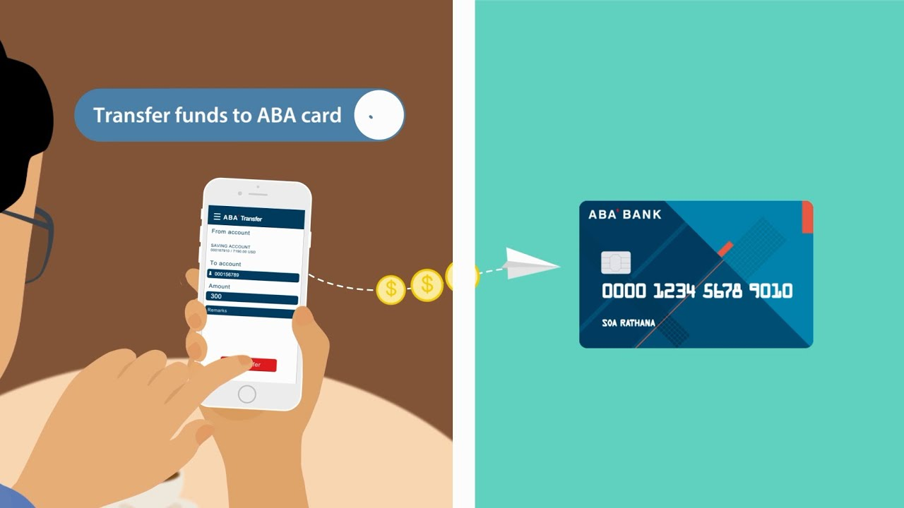 ABA Mobile. The bank is wherever you are - YouTube
