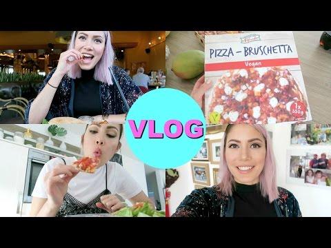 Vegane Pizza Taste Test, Muttertag und Bude umstellen | Follow my Weekend