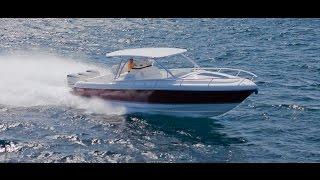 Intrepid Powerboats 375 Walk Around