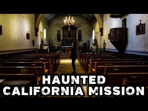 Ghost Stories Of Mission San Antonio De Padua, California