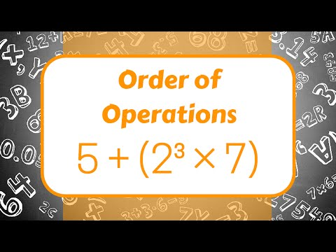 Order Of Operations! (With 6 Examples)
