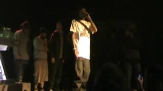 Wiz Khalifa - Goodbye - LIVE - New Orleans
