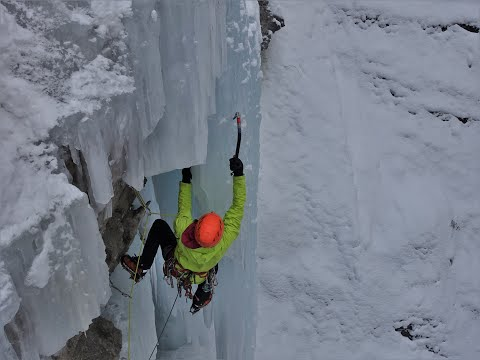 Canadian Rockies Ice Climbing