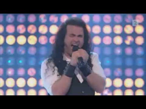 The Good Perfomance of Heavy Metal singers in The Voice