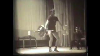 1970 Тяжелая атлетика Рывок в ножницы