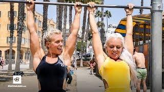 Swedish Fitness Model LA Takeover   Anna Stalnacke & Caroline Aspenskog